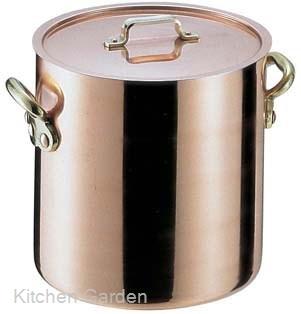 SAエトール銅製 寸胴鍋 15cm .[銅製]