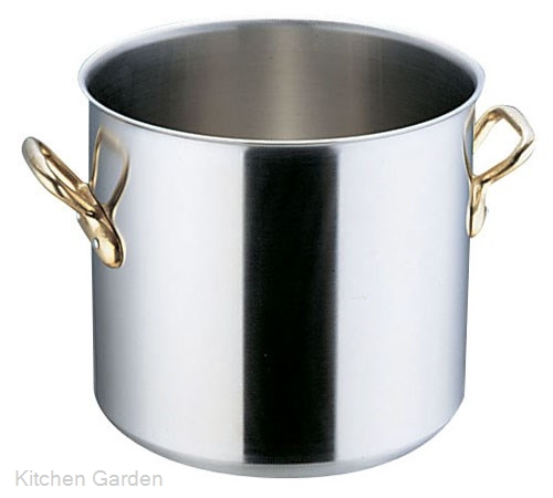 SAスーパーデンジ 寸胴鍋(蓋無) 48cm