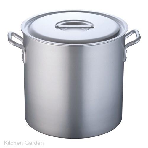 寸胴鍋 アルミニウム(アルマイト加工) (目盛付)TKG 36cm .【アルミ製寸胴鍋】