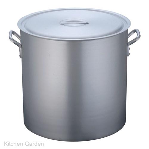 寸胴鍋 アルミニウム(アルマイト加工) (目盛付)TKG 51cm .【アルミ製寸胴鍋】