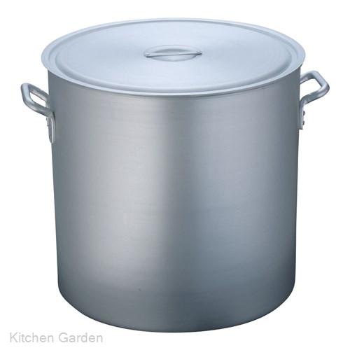寸胴鍋 アルミニウム(アルマイト加工) (目盛付)TKG 60cm .【アルミ製寸胴鍋】
