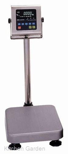 防水・防塵デジタル台秤 60kg HV-60KVWP-K