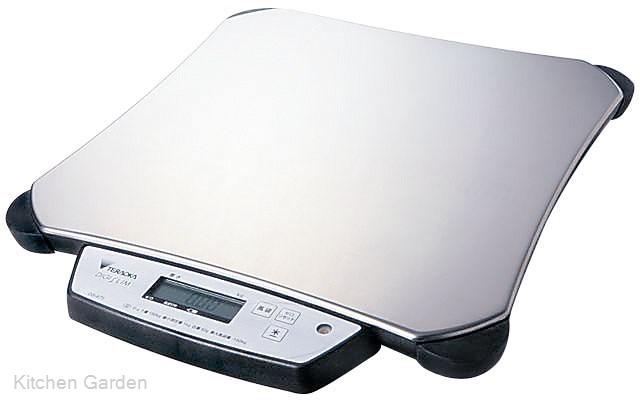 寺岡 薄型軽量台秤 DS-875 60kg