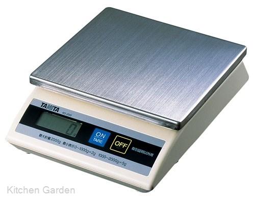 タニタ 卓上スケール KD-200 5kg