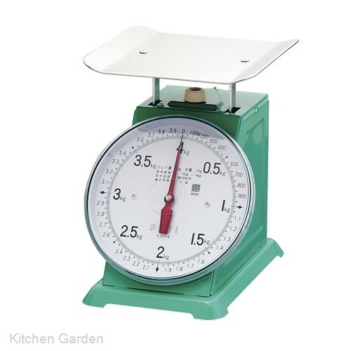 フジ 上皿自動ハカリ K-1型 4kg (並皿付)