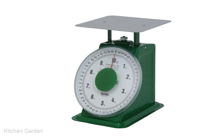 ヤマト 上皿自動はかり「普及型」 平皿付 SD-10 10kg