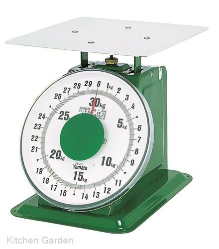 ヤマト 上皿自動はかり「大型」 平皿付 SDX-30 30kg