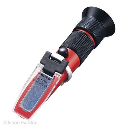 手持屈折計(自動温度補正付) SK-107R