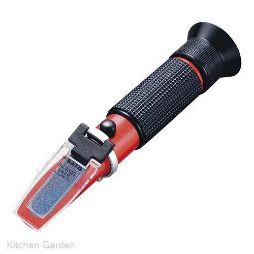 食塩濃度屈折計(自動温度補正付) SK-200R
