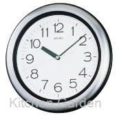 セイコー キッチン&バスクロック KS463S