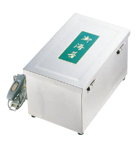 SA 18-8 ステンレス製 A型電気のり乾燥器 (電球式) .【業務用調理用品のキッチンガーデン ~飲食店舗用品・厨房用品専門店~】