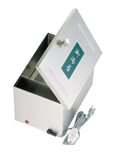SA B型電気のり乾燥器 (ヒーター式) .[18-8 ステンレス製]