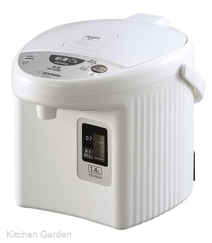 象印 マイコン沸とう電動ポット CD-KG14