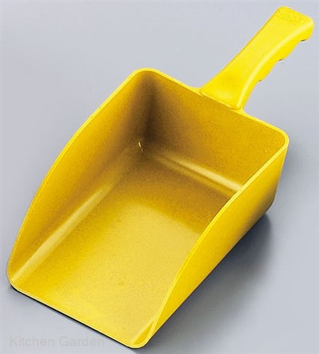 バーキンタ 金属検出機対応ハンドスコップ 中 黄 66203800