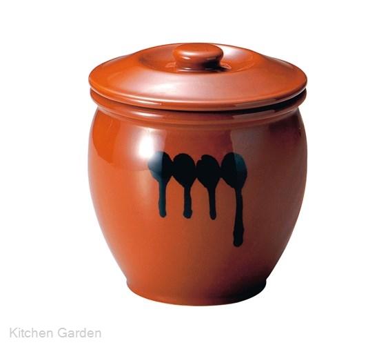 新しい到着 陶器 蓋付半胴かめ 8号 14.4リットル .[陶器]【他商品との同梱配送・】, WATER 9be95f8c