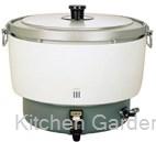 パロマ ガス炊飯器 PR-101DSS 12・13A 都市ガス用【他商品との同梱配送不可・代引不可】