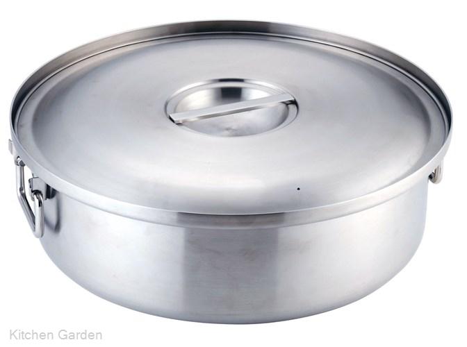 TKG IH 3層クラッド鋼 炊飯鍋 (蓋付)