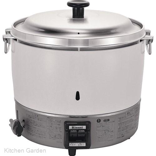 リンナイ業務用ガス炊飯器(フッ素内釜) RR-30S1-F12・13A【他商品との同梱配送不可・代引不可】