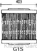 グリットバー(スチール製) G1S .【業務用調理用品のキッチンガーデン ~飲食店舗用品・厨房用品専門店~】