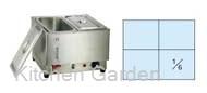 電気フードウォーマー2/3型 KU-303【他商品との同梱配送不可・代引不可】