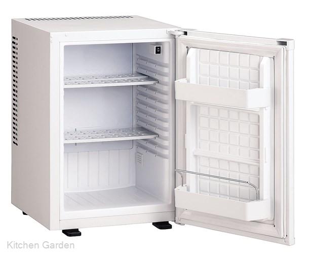 エクセレンス 客室用冷蔵庫(ペルチェ式) ML-640W ホワイト【他商品との同梱配送不可・代引不可】