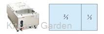 電気ウォーマーポット NWL-870VF(タテ型) .【業務用調理用品のキッチンガーデン ~飲食店舗用品・厨房用品専門店~】