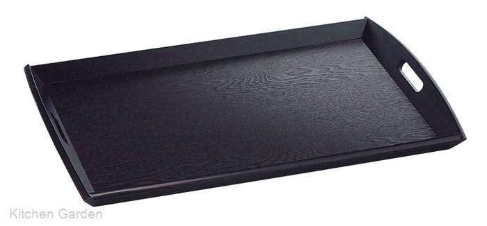 新型脇取盆 黒(栓材) 小 17197