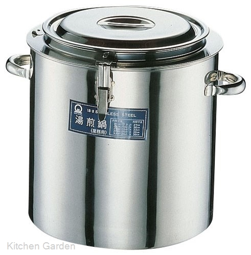 SA 湯煎鍋 33cm .[18-0 ステンレス製]