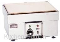 【期間限定特価】 電気式ホットプレート ESTO型 ESTO-1【他商品との同梱配送・】, ブランドCOME 016cdffd