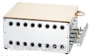 一文字火床 ESTG型(銅製 一枚板) ESTG-2 LPガス用 .[銅製]【他商品との同梱配送不可・代引不可】