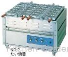 電気重ね合わせ式焼物器NG-2(2連式) たこ焼【他商品との同梱配送不可・代引不可】