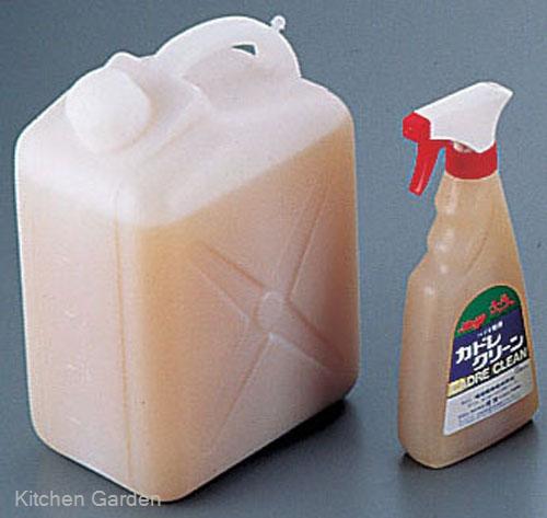 バイオ製剤 カドレクリーン(液体) 5kg .【食品用除菌剤】