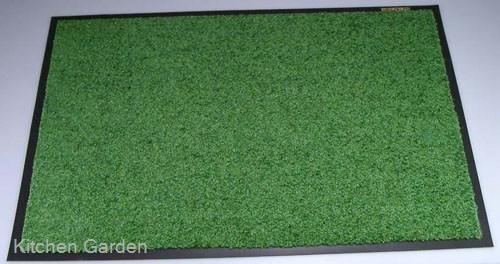 ロンステップマット 900×1500mm 緑【他商品との同梱配送不可・代引不可】