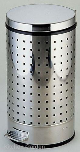 SA 18-0 ステンレス製 ペダルボックス P-6型 中缶付 .【業務用調理用品のキッチンガーデン】