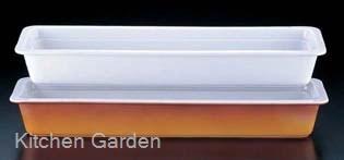 ロイヤル 角ガストロノームパン PC625-24 2/4 カラー .[陶器]