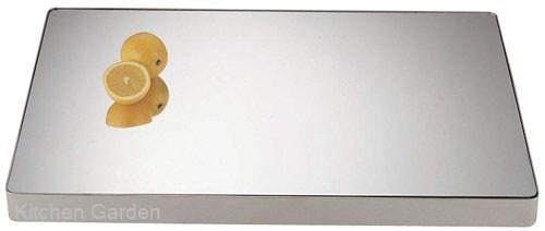 UK ロイヤル角ミラープレート 22インチ (アクリル) .[18-8 ステンレス製]