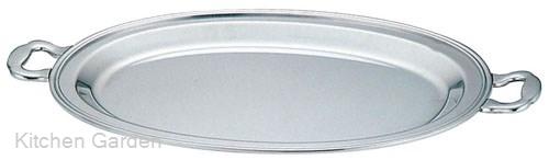 UK バロン小判チェーフィング用 フードパン浅型 151/2インチ .[18-8 ステンレス製]