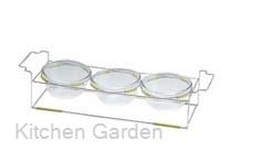 ワイヤースタンドセット(18cmボール付) BQ9909-1803(GR)
