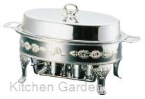 ビュッフェサービスのフードパン湯煎ユニット おしゃれ UK ユニット小判湯煎 シェル A B Eセット20インチ ステンレス製 大幅値下げランキング . 18-8 C