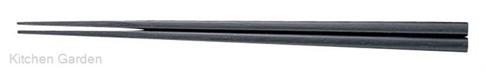 洗浄器対応塗箸 JA-012 黒(50膳入り)