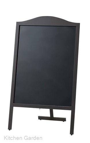 マーカー用木製スタンド黒板 山型 YBD90-1【他商品との同梱配送不可・代引不可】