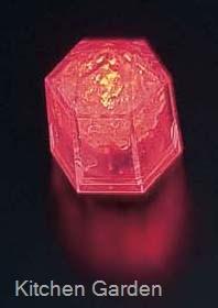 ライトキューブ・クリスタル 標準輝度 (24個入) レッド