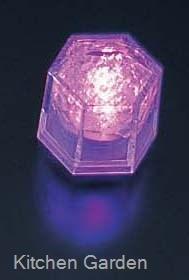 ライトキューブ・クリスタル 高輝度 (24個入) パープル