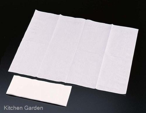 紙2枚重ね8ッ折ナフキン (1ケース2,000枚入)