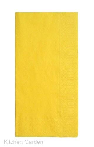 カラーナプキン 8ッ折(2,000枚入) 45cm 2P レモン