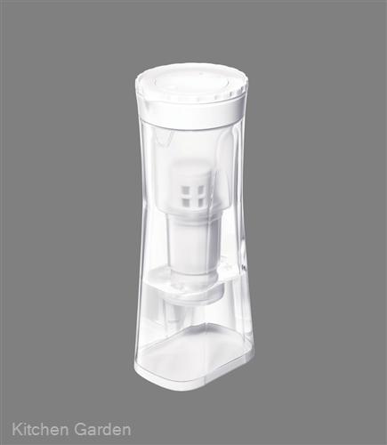 クリンスイ コンパクトポット型浄水器 CP015-WT