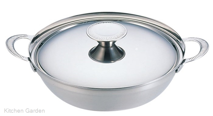 SW .[IH電磁調理器対応]チリ鍋 ちりちり 30cm