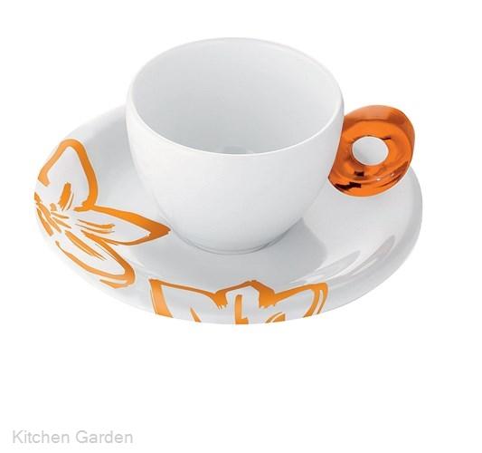 Guzzini(グッチーニ) エスプレッソカップ 6客セット2830.0145 オレンジ