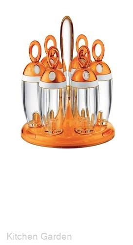 Guzzini(グッチーニ) スパイスラック 1681.0045 オレンジ