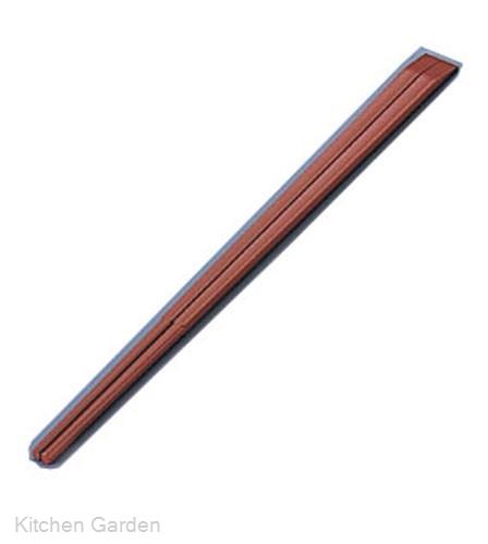 ニューエコレン箸和風 天削箸(50膳入り) レッド